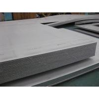 Best 430 304 Brushed Perforated Stainless Steel Plate / Sheet Thickness 0.3mm - 3.0mm wholesale