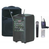 Buy cheap Multi-function Wireless Portable Amplifier #PA-860 from wholesalers