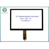 Best Touch Screen Lcd Panel For Touch Handheld Devices , 16:10 COF Type GT928 Controller wholesale