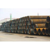 Best Round Seamless Alloy Steel Tube Unalloyed Steel St 33-2 Accordance With DIN 2458 wholesale