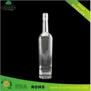 Best square Glass Bottle for Vodka wholesale