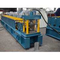 Best CE Customize Metal Shutter Door Forming Machine Controlled By Mitsubishi PLC wholesale