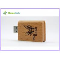 Best OEM Wooden USB Flash Drive Promotion Book Wood Pendrive 4GB Pen drive with Company Logo 4GB 8GB 16GB 32GB wholesale