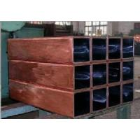 China Continuous Casting Machines Copper Mould Tubes on sale