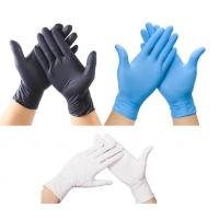 Best Wholesale Nitrile. Latex,Vinyl gloves nitrile disposable gloves Wholesale Blue Powder Free Nitrile Gloves wholesale