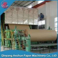 Cheap craft paper making machinery manufacturers in china with high profit for sale