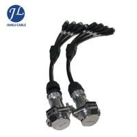 Best Car Alarm System Rear View Camera Cable With Heavy Duty 5 Pin Mini Din Cable wholesale