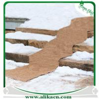 China Instant Roll-out Coco Fiber Ice Carpet on sale
