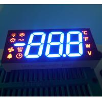 Buy cheap Refrigrator Controller Custom Led Display Ultra Blue / Red Color ROHS Certificat from wholesalers