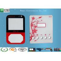 Buy cheap 0.2mm Thickness PC or Acrylic overlay Fast Response Capability Membrane Switch from wholesalers