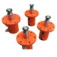 Best Single Acting Welded Hydraulic Cylinders For Hydraulic Press Front Flange Mount wholesale