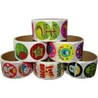 China Roll Label / Sticker Label on sale