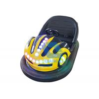Best Amusement Park Electric Bumper Cars , Battery Operated Bumper Cars For Kids wholesale