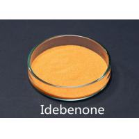Best Idebenone 58186-27-9 Smart Drugs Memory Enhancing 99% Purity Strong Effect wholesale