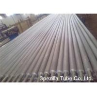 ASTM A213 TP316L Heat Exchanger Finned Tube / Aluminium Extruded Finned Tubes