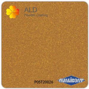 Best metallic gold thermosetting spray electrostatic powder coating paint wholesale