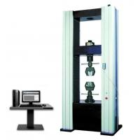 Best 200KN Microcomputer Controlled Electronic Universal Testing Machine With 0.5 Precision Level wholesale