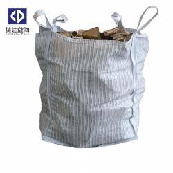 China Ventilated FIBC Bulk Bags / Bulk Firewood Bags For Potato Onion Vegetables for sale