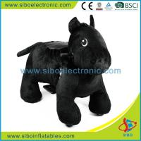 Best Sibo Animated Plush Animals Electric Motorized Toy Bike In Guangzhou wholesale