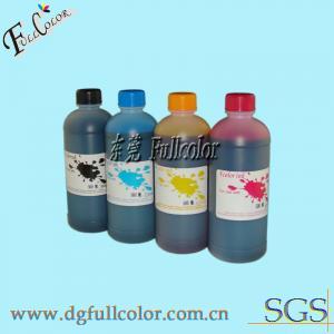 500ml / 1000ml Printer Color inks, dye refill cartridge ink for Epson FX600F