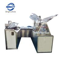 Best pneumatic bullets PLC  suppository production line machine meet with CGMP wholesale
