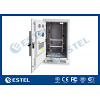 Best 4G System /   Communication Outdoor Telecom Cabinet Anti Corrosion Powder Coating wholesale