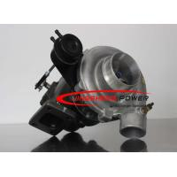 China Turbo Charged Vehicles For Garrett WGT30-2 GT30 GT30-2 GT35 T3T4 T04E Housing.48 rear .60 a/r 2.5 T3 V-band 300-400HP on sale