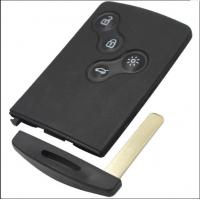 China Plastic 4 Button Car Remote Key 433MHZ PCF7953 For Renault Koleos Clio4 on sale