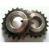 China Polishing Industrial Chain Drive Sprockets , Stainless Steel Chain Sprockets For Motorcycle on sale