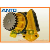 China Small Excavator Engine Parts PC300-3 , 6D125 Engine Water Pump 6151-61-1121 6150-61-1102 on sale