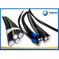 China AL Conductor Aerial Bundled Cable Electric Transmission Cable ICEA S-76-474 Standard on sale