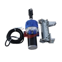 Buy cheap DC 24V 180W Plastic Film Greenhouse Electri Motor with Control Box Greenhouse from wholesalers