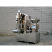 Buy cheap Stainless Steel Dust Pulverizer Machine With 20-120 Crush Size For Foodstuff from wholesalers