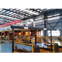 Best Customized Color Auto Robot Production Line For Bulldozer Beam And Tipping wholesale