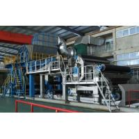Best Toilet Paper Machinery Crescent Former Tissue Paper Machine for Making Machine wholesale