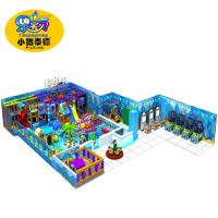 Best Commercial Soft Play Equipment , Children'S Play Center Equipment With Slide wholesale