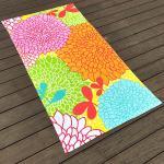 Best Rainbow Kids Colorful Beach Towels wholesale