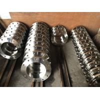 Best 2040 Steel Material and Flange Connection Loose flanged tee plain tee for Steel cap Steel Flange Stainless pipe fittings wholesale