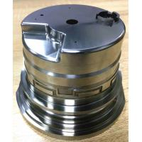EDM Round Mould Components For Auto Medical ± 0.01 mm Tolerance