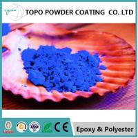 China RAL 1005 Pearl Powder Coating For Architecture / Building Hammer Skin on sale