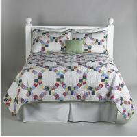 Best Imitated Silk Full Quilt Bedding Set Constellation Style For Home Decor wholesale