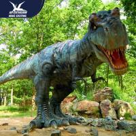 Best Top Quality Theme Park Decoration Animatronic Dinosaur Model Popular Dino robot wholesale