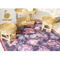 Buy cheap Polyester Fiber Bedroom Floor Rugs Underlay Felt Eco - Friendly from wholesalers