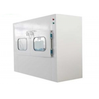 Best Double Door Clean Room Air Shower Pass Box Hepa / Pre Filter System Durable wholesale