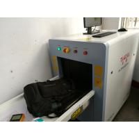 Cheap Small Size X Ray Introscope Baggage Scanner Machine for Metro, Hotel Dual Energy for sale
