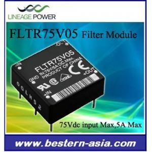 Lineage Power FLTR75V05 Filter Module