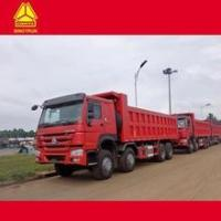 Best CNTCN Howo 12 wheels mining dump truck 50 tons loading with parts and warranty wholesale