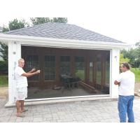 Best Insect prevention extra large size garage door insect screens wholesale
