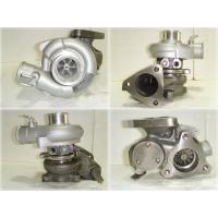 Best High Performance TD04-10T Diesel Mitsubishi Turbochargers With 2.5L 4D56T Diesel Engine wholesale