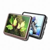 Best 3.5-inch TFT Screen MP5 Players, Support FM Radio and T-flash Card with Built-in Speakers wholesale